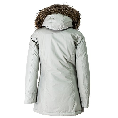 Woolrich W's Wwcps1447 Parka Donna Giubbotto Drifter Artic Grey Dfg Grigio wrR5Oqwxp