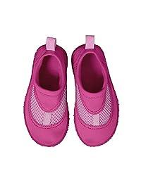 i play. Zapatos de agua | Protege los pies del bebé en el agua | Material de secado rápido, suela antideslizante, material flexible para fácil encendido y apagado