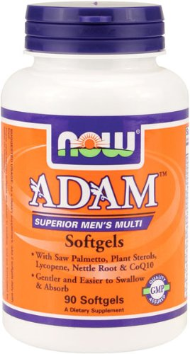 NOW Foods Adam Superior Men's