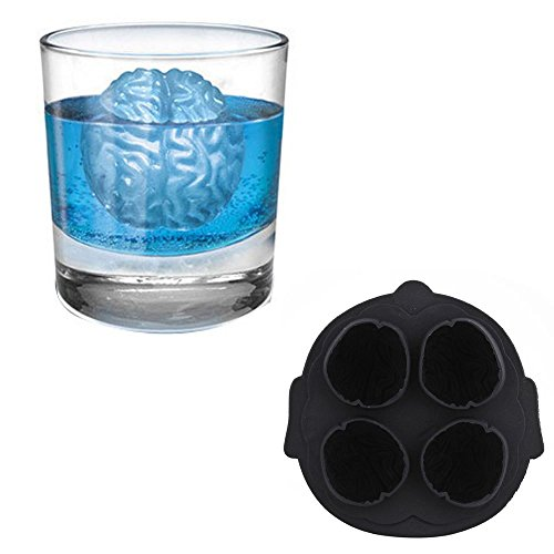 brain ice cube tray - 1