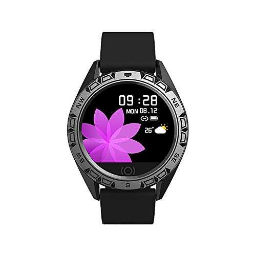 OPTA SB-201 Lomia Bluetooth Fitness Smart Watch with| All Day Heart Rate and Activity Tracking Smart Band for Android & iOS