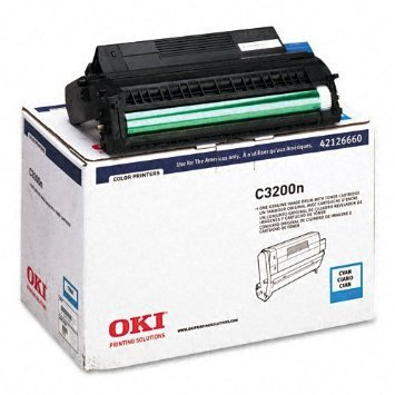 - Genuine Okidata 42126660 Cyan Imaging Drum
