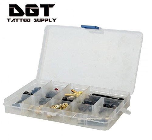 DGT DIY Tattoo Machine Parts Kit and Accessories for Tattoo Machine Repair