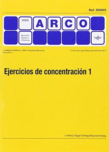 Ejercicios De Concentracion 1