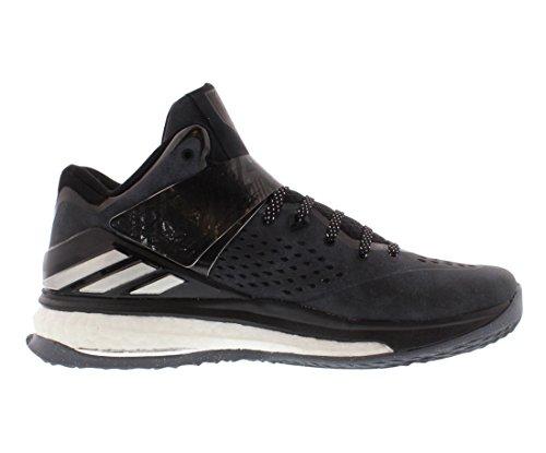Scarpe Adidas Da Uomo C76733 Rg Iii Energy Boost Nero / Bianco