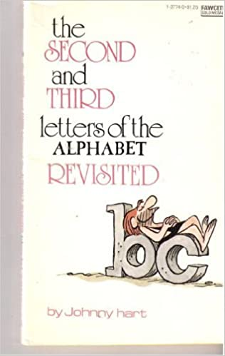 Bc The Second And Third Letters Of The Alphabet Revisited Johnny
