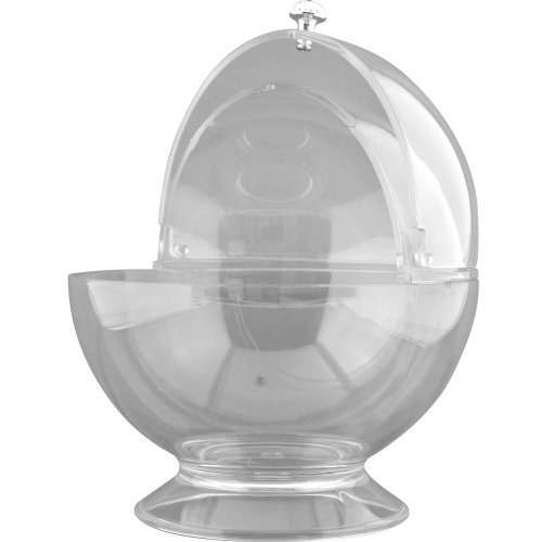 Chef Buddy Sweets and Treats Bowl with Lid (Candy Dishes compare prices)