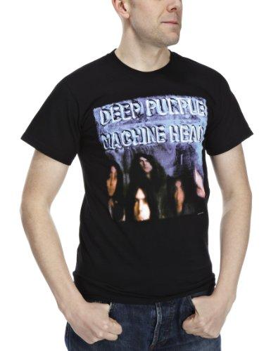 Plastic Head Men's Deep Purple Machine Head T-Shirt