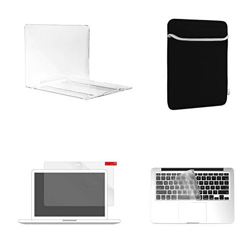 top case clear macbook air 13 - 8