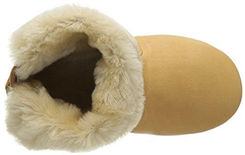 Easy Peasy Unisex Baby Chobotte Uni Krabbel-& Hausschuhe Braun (066 Oxid)