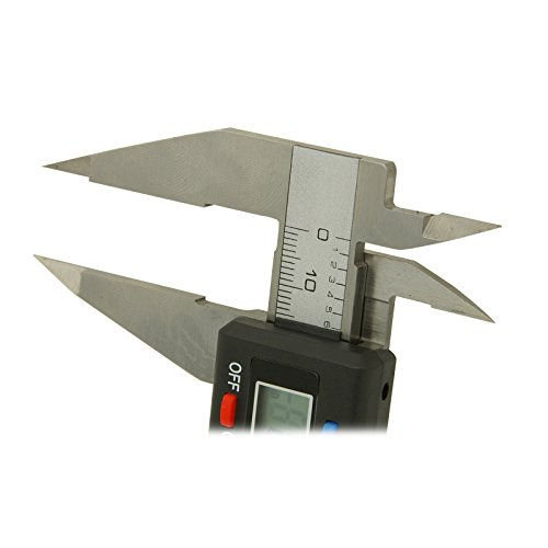 8'' (200mm) Digital Calipers With Fine Pointed Jaws