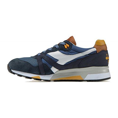 Heritage Diadora para Sneakers Blu ITA Giallo H Hombre N9000 fdHBWdxq