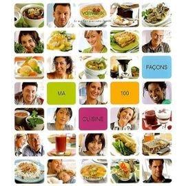 Livre Thermomix Ma Cuisine 100 Facons 9783905948325 Amazon Com