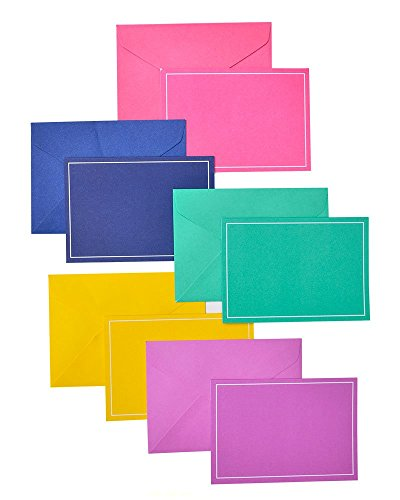 Gartner Studios Bright Note Card Assortment, 50 count ()