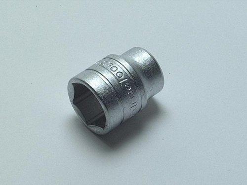 Teng M380515c Regular Socket 15mm 3/8 Square Drive TENM380515 3/8in Drive Sockets - Metric Hand Tools Mechanics and Automotive Tools Metric - 3/8in Drive Standard Sockets - Teng