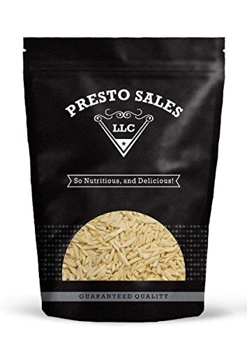 Almonds, Slivered Blanched (2 lbs.) By Presto Sales LLC For Sale