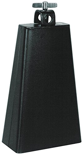 Percussion Plus LC5BK Black 5-Inch Cowbell