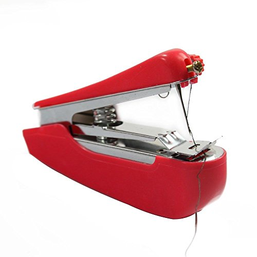 Handheld Mini Portable Sewing Stitch Machine Stapler Model