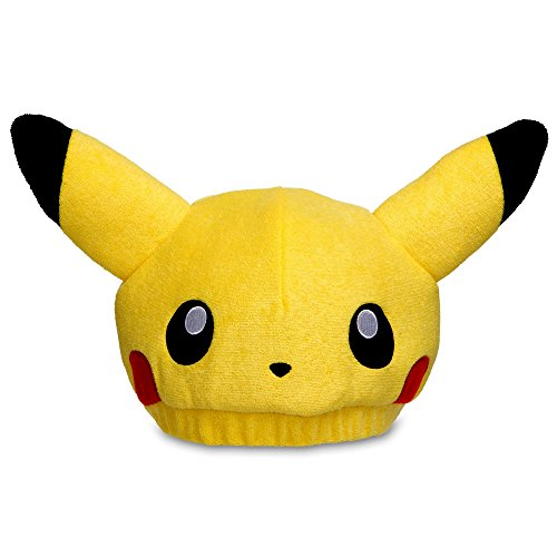 [Pikachu Poké Plush Hat] (Game Boy Fancy Dress Costume)