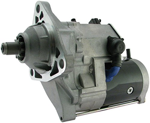 New 24 Volt OSGR 10 Tooth Starter Fits Cummins Engines 3957597 428000-1340