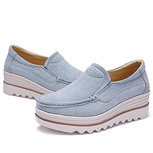 Loafer20003de Decostain Mocassins p Pour 1blue Femme 0frfxq6