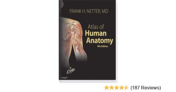 Of human edition anatomy pdf netter atlas 4th