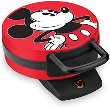 Disney DCM-12 Mickey Mouse Waffle Maker,
