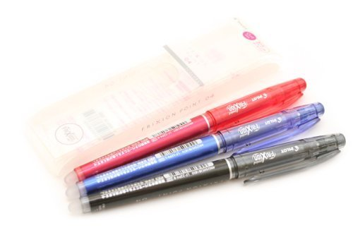 Pilot Frixion Retractable LF 22P4 Multicolor