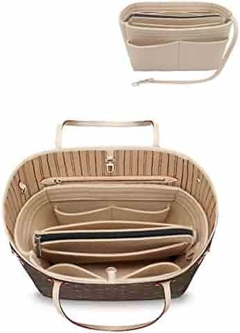 220f8ba77ba0 Shopping Beige - Handbag Organizers - Handbag Accessories ...
