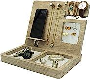 Regalo para mujer, regalo para mamá, organizador para celular, aretes, relojes, pulseras, anillos, monedas, co