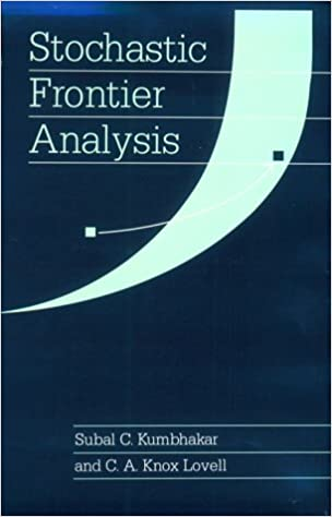 Book Stochastic Frontier Analysis
