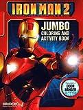 Iron Man 2 JUMBO Coloring & Activity Book