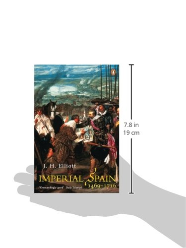 Imperial Spain 1469-1716: Amazon.es: Elliott, J. H, PINCHES, NEIL ...