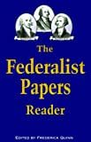img - for The Federalist Papers Reader book / textbook / text book