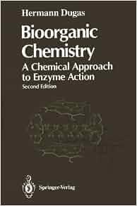 Bioorganic chemistry hermann dugas pdf995