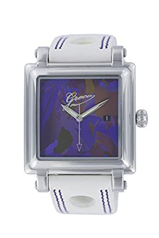 Greco Geneve Time Square watch (Geneva See Through Watch)