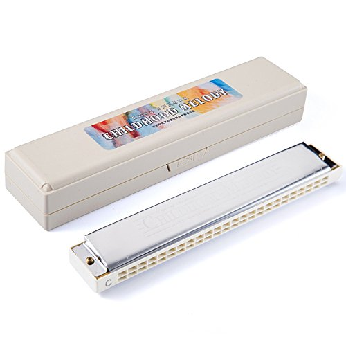 ZHENDUO Harmonica Musical Instruments Music Toys Learning Educational Toys for Children ()
