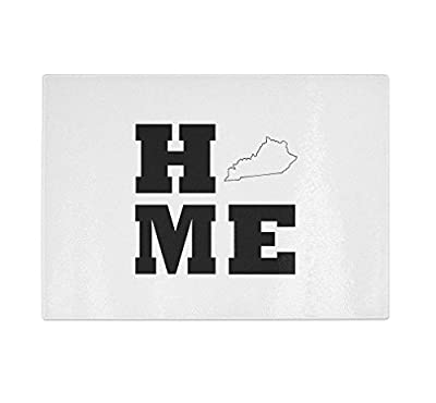 Home Kentucky Kitchen Bar Glass Cutting Board