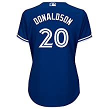 Toronto Blue Jays Women's Josh Donaldson Cool Base Replica Alternate Jersey