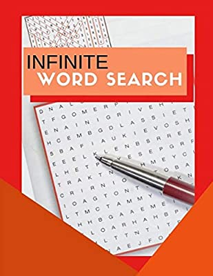 Infinite word search