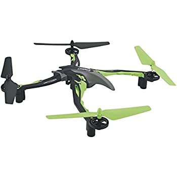 Dromida Ominus Unmanned Aerial Vehicle (UAV) Quadcopter Ready-to-Fly (RTF) Drone with Radio System, Batteries and USB Charger (Green)