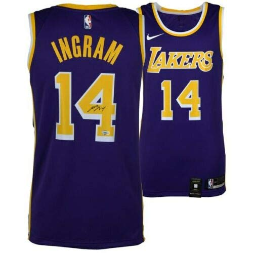 387ad32efd0 Los Angeles Lakers Autographed Jersey, Lakers Signed Jersey