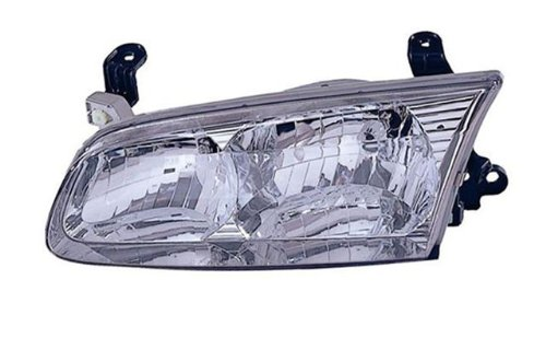 Toyota Camry Replacement Headlight Assembly - 1-Pair (Replacement Camry Headlight Toyota)