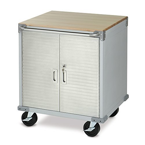 UltraHD Rolling Storage Cabinet by Seville Classics