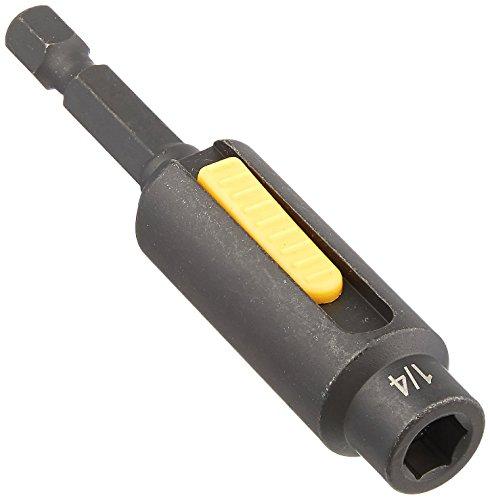 DEWALT DWA2221IR 1/4-Inch IMPACT READY Cleanable Nutsetter