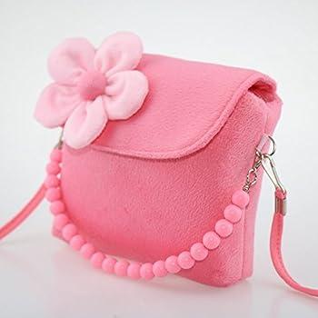 flower girl bag Crossbody girl purse gift for little girl