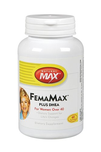 Naturalmax FemaMax плюс DHEA, 60-Count