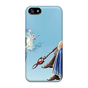 High Grade SashaankLobo Cases For Iphone 5/5s - Oerba Yun Fang Final Fantasy Xiii