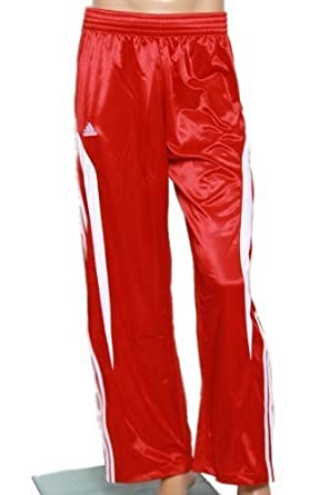 Adidas Basketball On Court Euro Club Pant (768707) Red