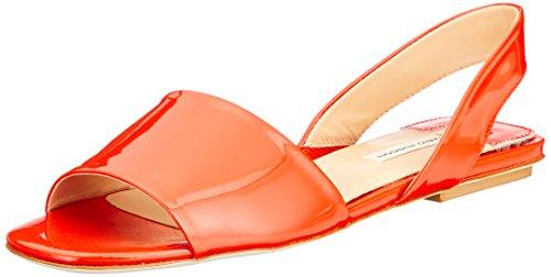 Fabio Rusconi Women's Sandaletten Sling Back Sandals Red (Bacio 63316) wSo96WrXOb